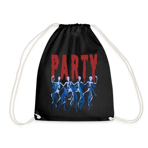HALLOWEEN PARTY - Drawstring Bag