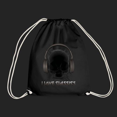 I love classics Black - Sac de sport léger