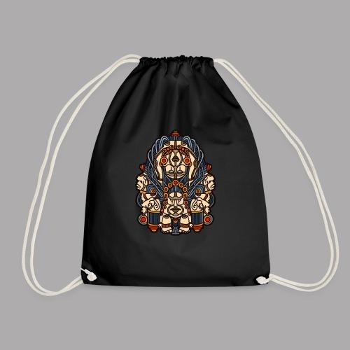 connected - Drawstring Bag