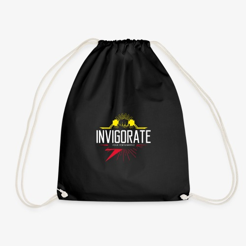 INVIGORATE - Drawstring Bag