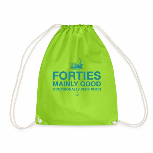 Forties - Drawstring Bag
