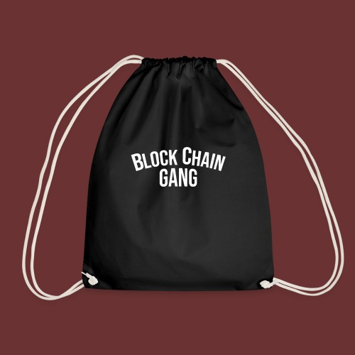 Block Chain Gang - Turnbeutel