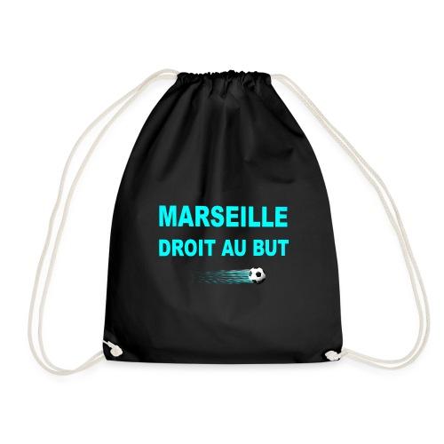 MARSEILLE DROIT AU BUT - Sac de sport léger