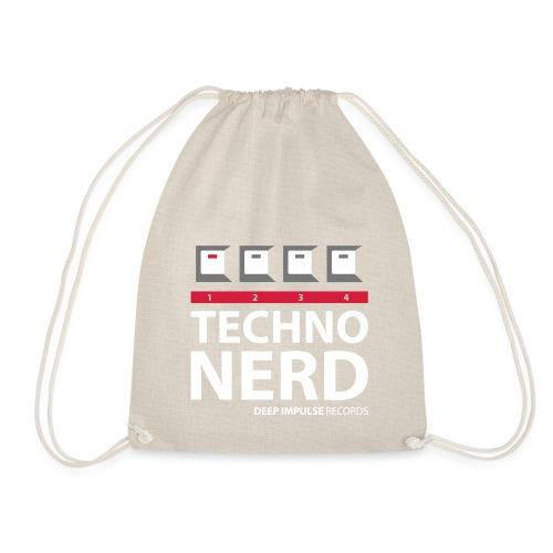Techno Nerd - Drawstring Bag