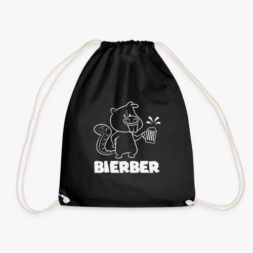 Bierber - Bieber Bier Shirt - Turnbeutel