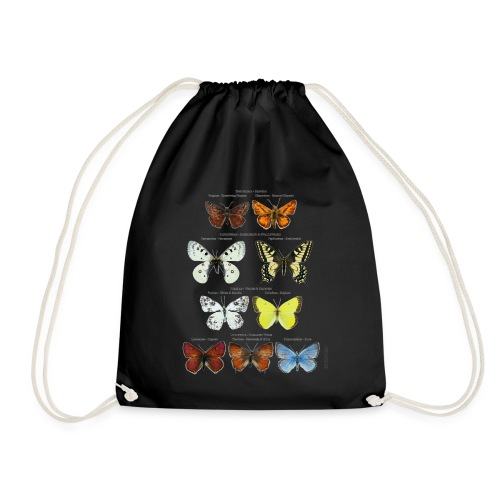 Mariposas clasificación zoología - Mochila saco