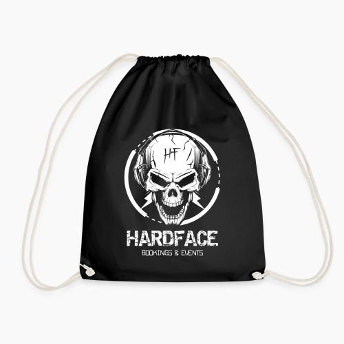 HardFace - Bookings & Events - Drawstring Bag