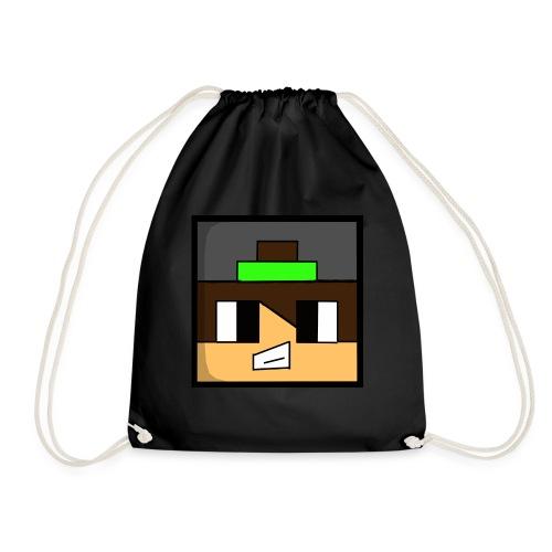 Skin Cartoon ETTOREMINECRAFT - Drawstring Bag