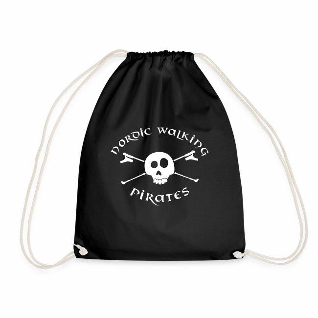 Nordic Walking Pirates (white)