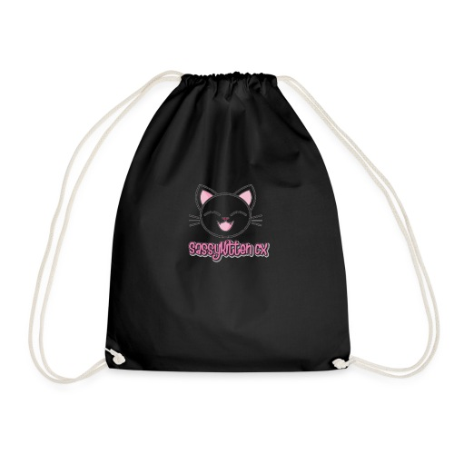 SassyKitten cx - Drawstring Bag