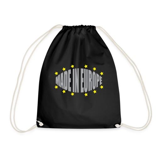 Made In Europe - Drawstring Bag