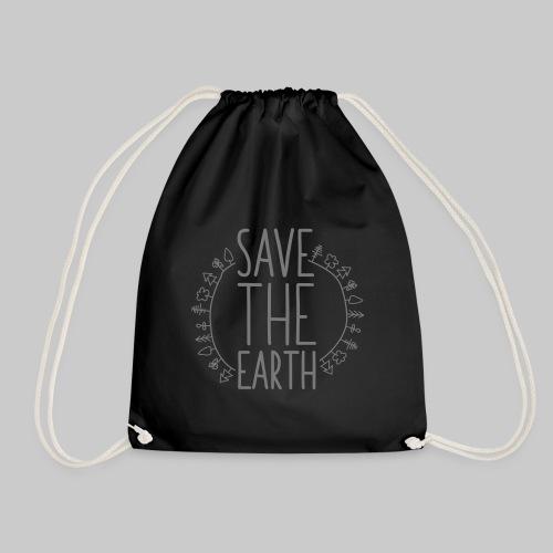 Safe the Earth - Turnbeutel