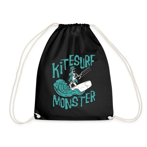 Kitesurf Monster - Turnbeutel