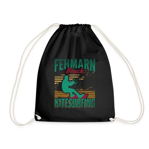 Kitesurfing Fehmarn - Turnbeutel