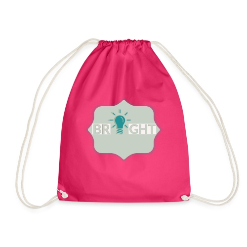 bright - Drawstring Bag