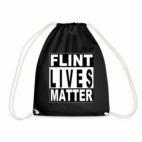 Flint Lives Matter - Turnbeutel