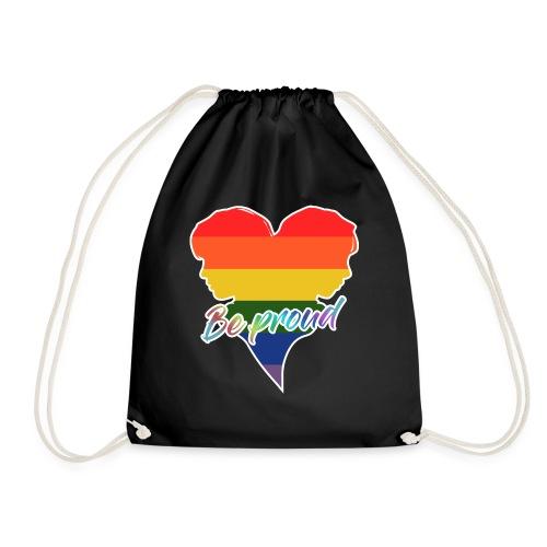 Orgullo, be proud - Mochila saco
