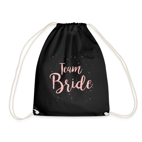 Team Bride - Turnbeutel