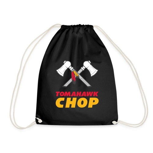 Tomahawk Chop - Turnbeutel