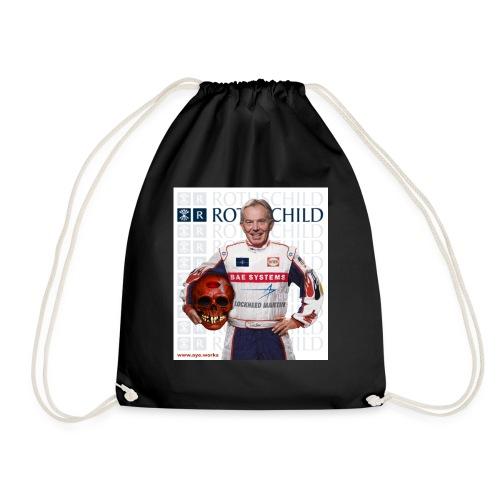 Inhuman Race - Drawstring Bag