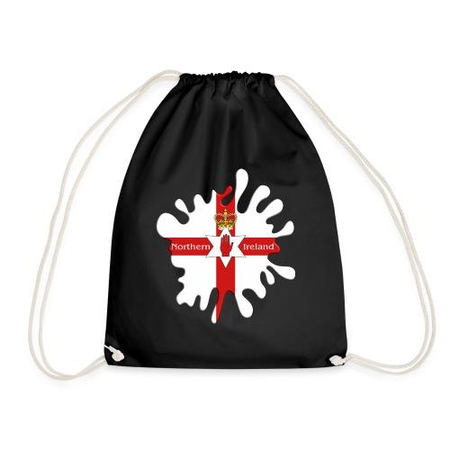 Northern Ireland flag - Drawstring Bag