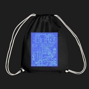 Telephone Circuit - Drawstring Bag