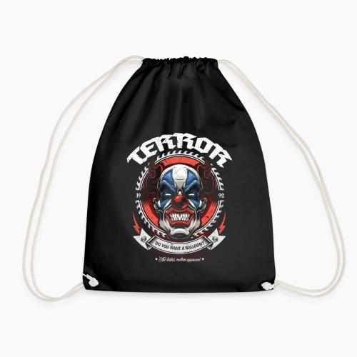 Terror - Do You Want A Balloon? - Drawstring Bag