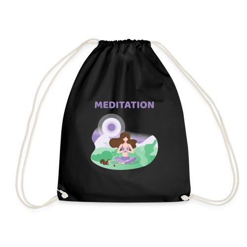 Yoga Meditation - Sacca sportiva