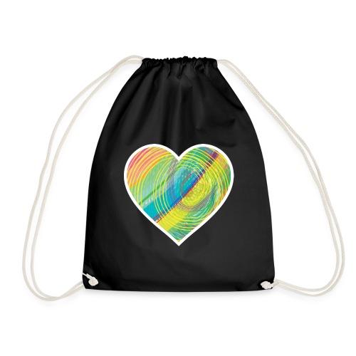 Spread the Love - Drawstring Bag