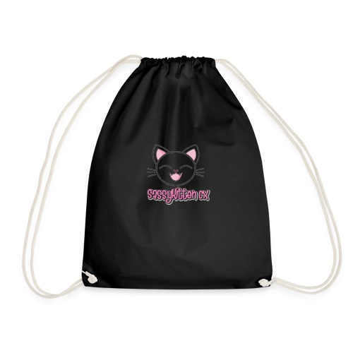 SassyKitten cx - Drawstring Bag