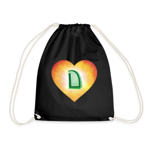 Dats Dramatic - Drawstring Bag