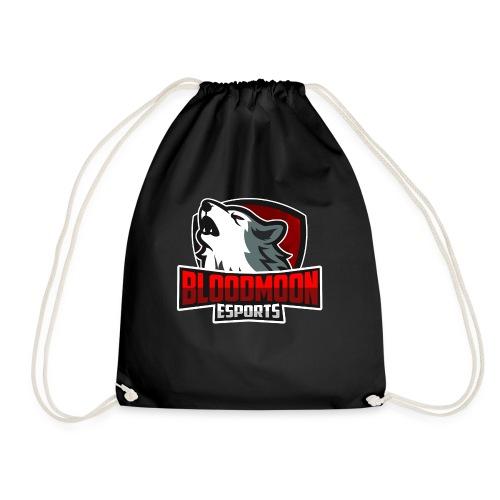 BloodMoon eSport Logo - Turnbeutel
