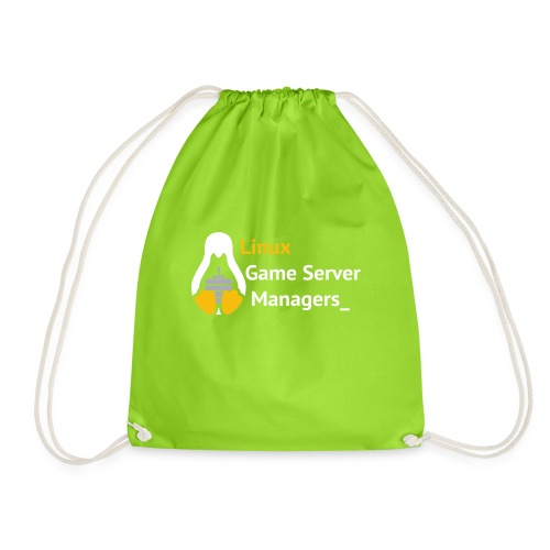 Linux Game Server Managers - Drawstring Bag