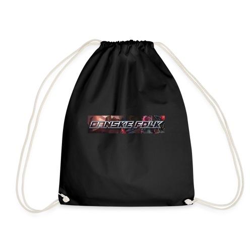 Hættetrøje med logo - Sportstaske