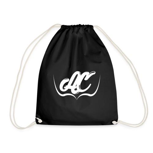 Logo Personal AC CLOTH Blanco - Mochila saco