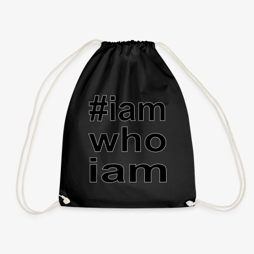 iamwhoiam - Turnbeutel