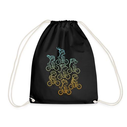 Manada ciclista - Mochila saco