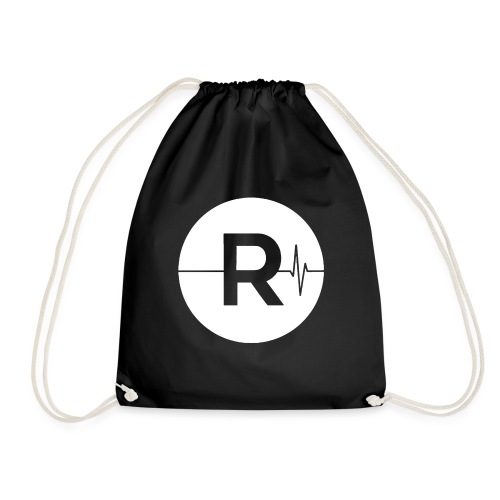 REVIVED - BIG R - Drawstring Bag