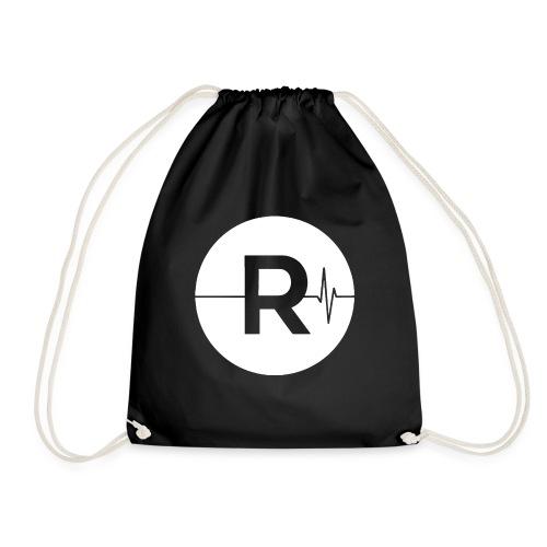 REVIVED - BIG R - Drawstring Bag