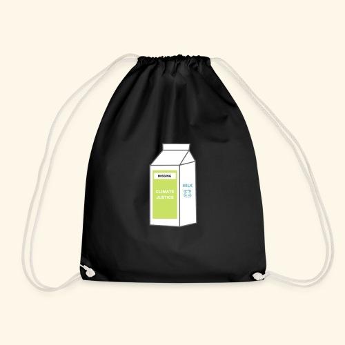 Climate Change - Drawstring Bag