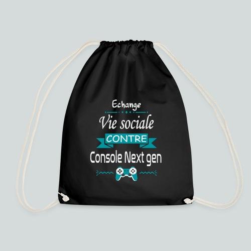 Echange vie sociale contre console Next Gen - Sac de sport léger