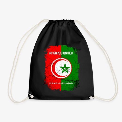 Maghreb United Nordafrika - Turnbeutel