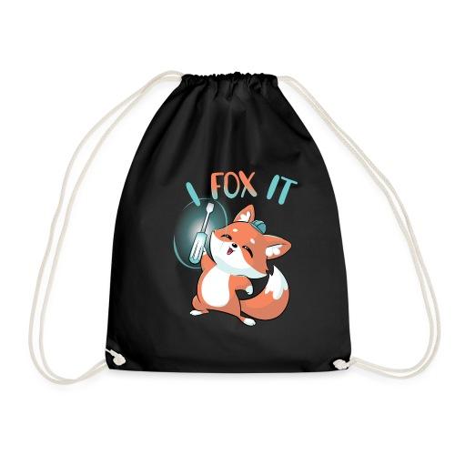 Fox it epic - Turnbeutel