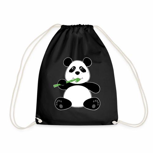 Panda gourmand - Sac de sport léger