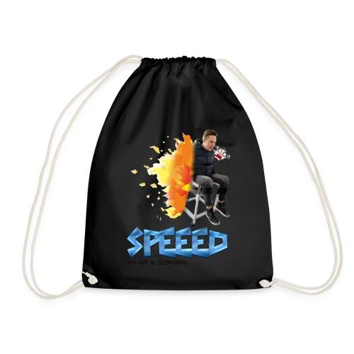 Overheadflow (Speed) Merchandise - Turnbeutel