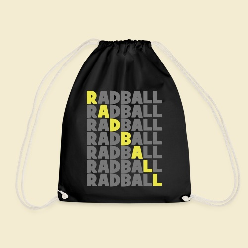 Radball   Diagonal - Turnbeutel