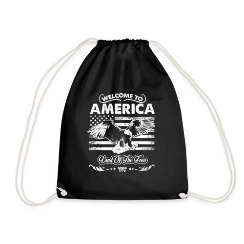 Welcome To America - Gymtas