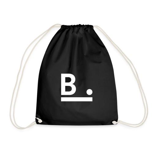 B. - The Dark Side - Drawstring Bag