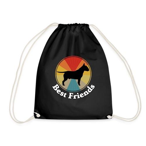 Best Friends - Ich liebe Hunde | Bull Terrier - Turnbeutel