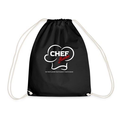 Chef Flavor - Drawstring Bag